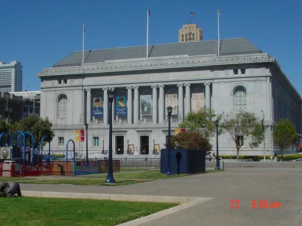 舊金山的美術館