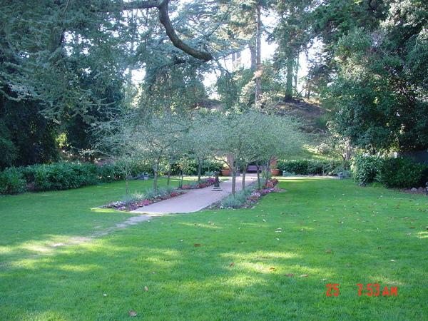 金門公園裡的小公園