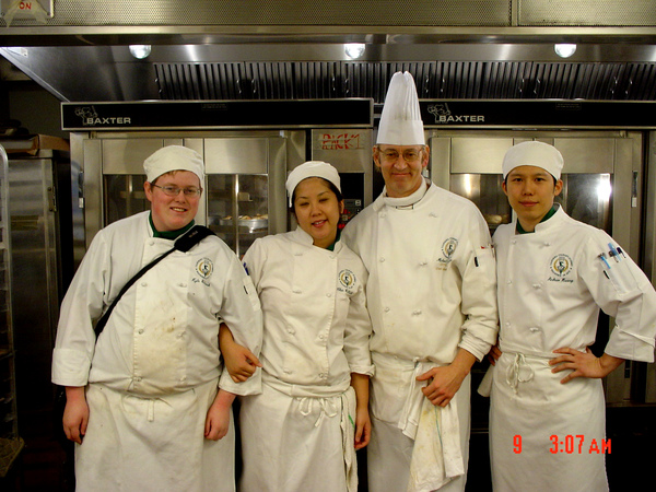溫文儒雅的麵包老師 Chef Mike