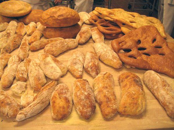 大家一起烘焙出的麵包群