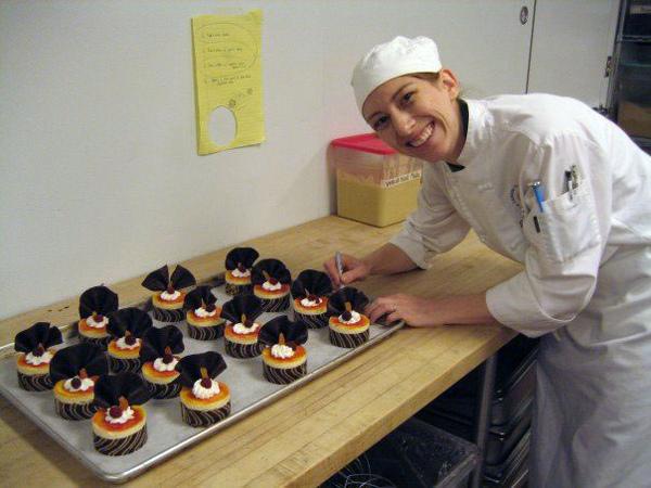 Jocelyn與她美美的蛋糕作品~