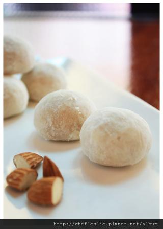 雪球餅乾(Snowball Cookies)NTD$80/6顆