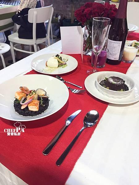 『雙爸私房菜單-情人節大餐』親手為情人做情人節大餐才是最浪漫的事