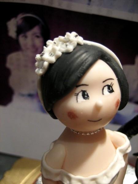 新娘才是重點!哈哈