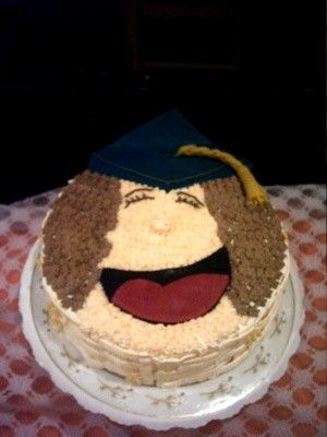 graduated gal