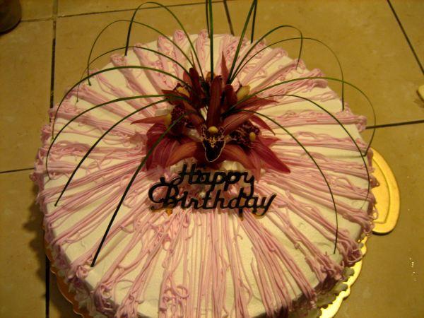Grandma's b-day cake