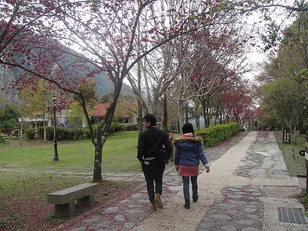 走向幸福的道路 有你的陪伴一切都是如此的美好...