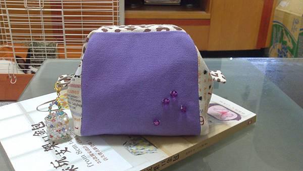 鬱金香紫口金