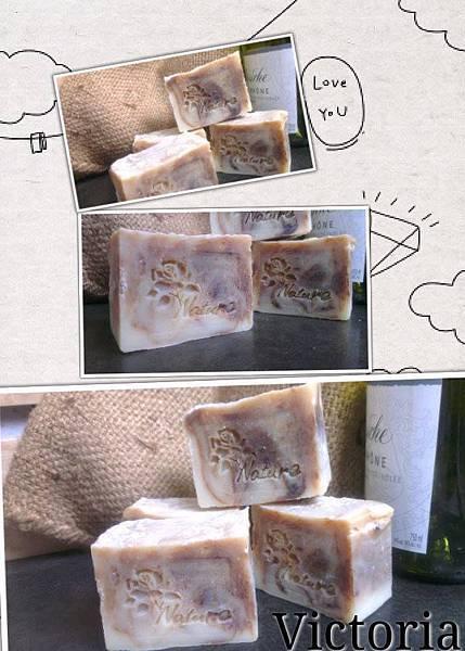 新產品~山玫瑰皂