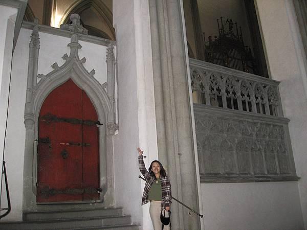 Augsburg-大教堂內還有教堂.jpg