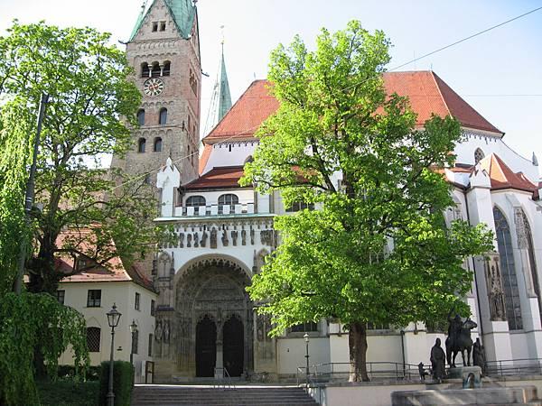 Augsburg-大教堂1.jpg
