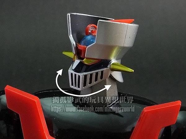 15.這次的頭部轉動也大幅改進,以前GX-01是連脖子轉動,這次是只有頭顱轉動,更人性化.jpg