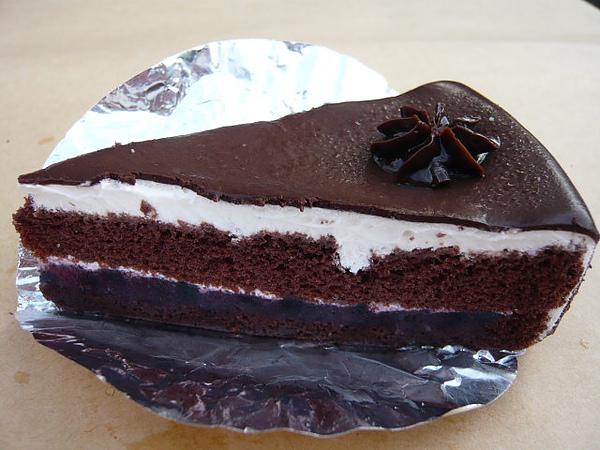 藍莓巧克力