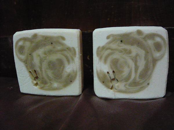 棒果玉容美白皂