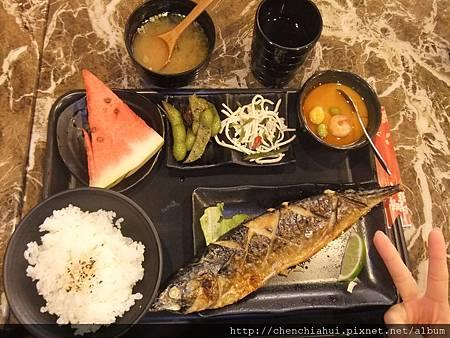100-07-09平價日式美食-百八漁場 007.jpg