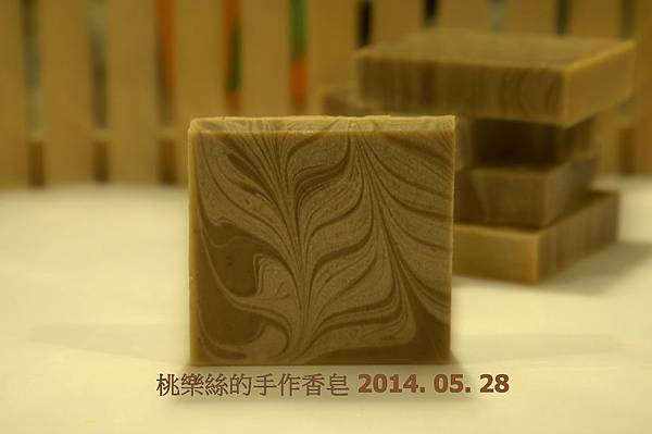 指甲花洗髮皂 2014.05.28