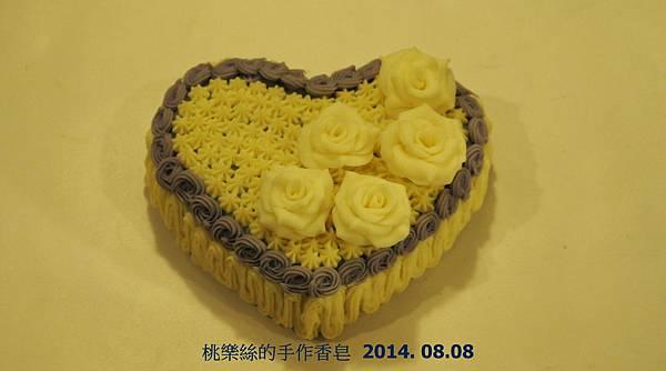 soap cake 4