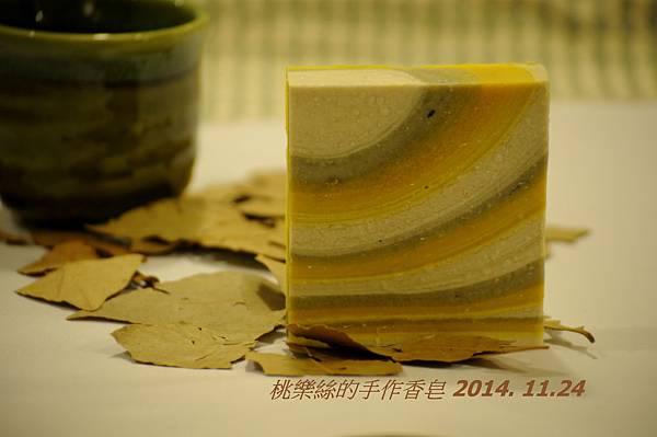 苦茶油洗髮皂 2014.11.24