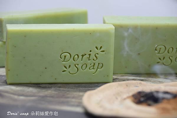 艾草龍息香淨化皂