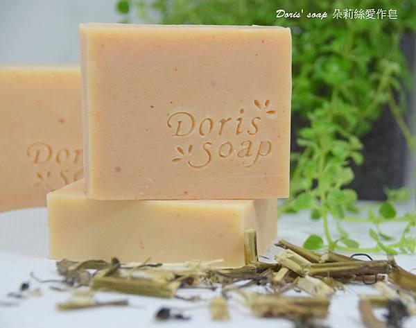紫蘇紅麴皂