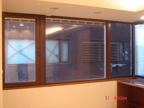 帕洛克系列-內導內開窗 節能窗 斷熱
