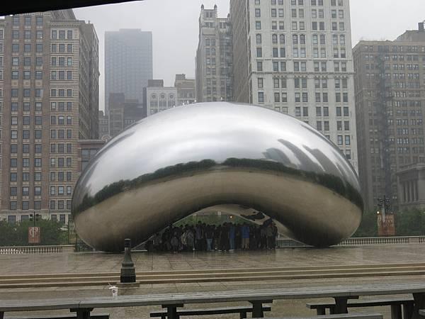Chicago, Millennium Park, Cloud Gate