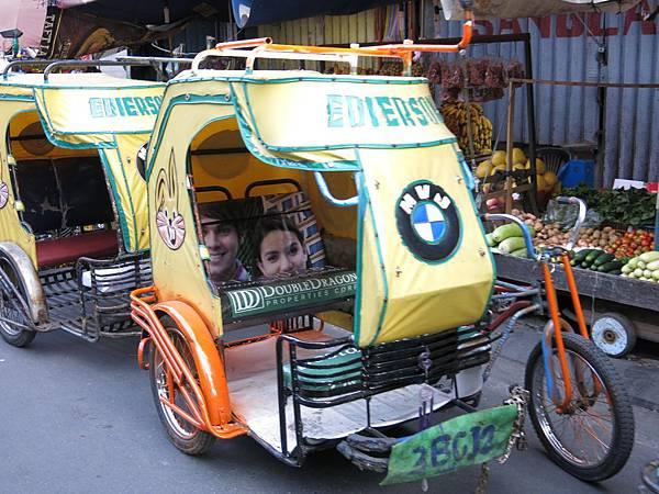 pedicab - 窮人的計程車