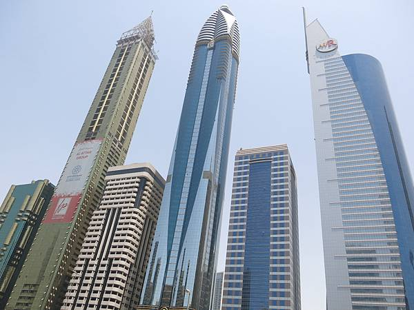 杜拜 - 摩天樓