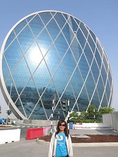 2014哈利波特之旅〈阿不達比:圓形摩天樓〉