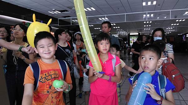 科學教育之旅〈氣球博物館〉