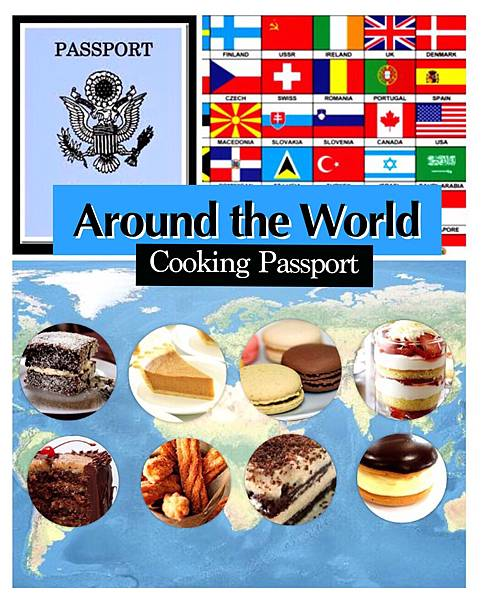 Around the World: Cooking Passport