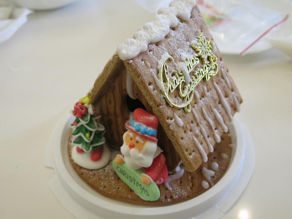環遊世界,烹飪護照:〈瑞典聖誕節〉