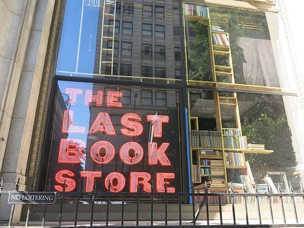 洛杉磯 The Last Bookstore 最後的書店