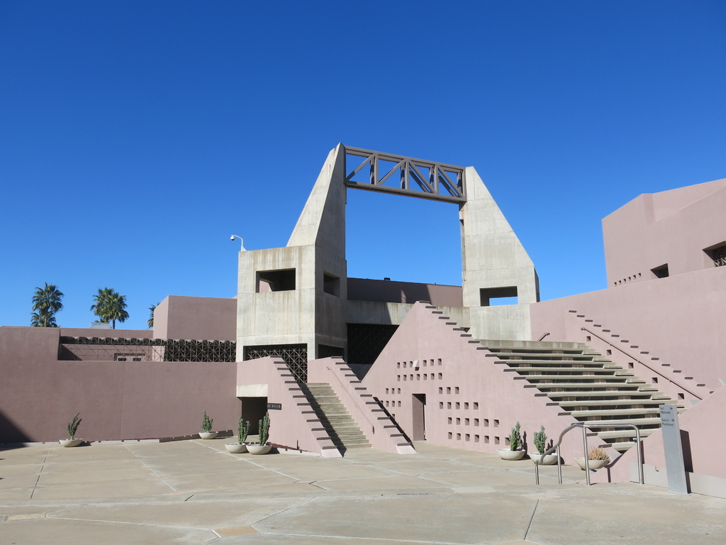 光與影 - ASU Art Museum & Playhouse