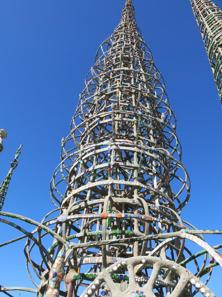 華茲塔 Wattts Tower