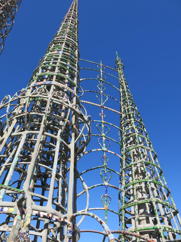 成寒-華茲塔 Watts Tower-14