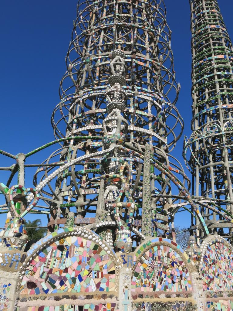 成寒-華茲塔 Watts Tower-05