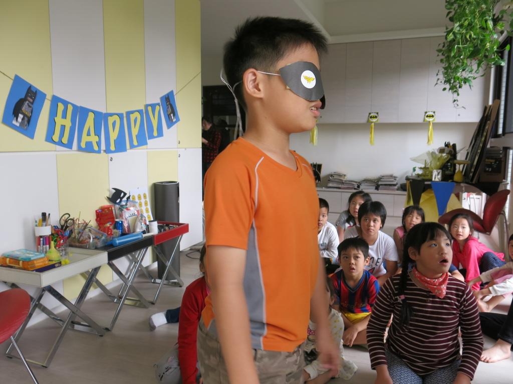 35-成寒-樂高蝙蝠俠派對
