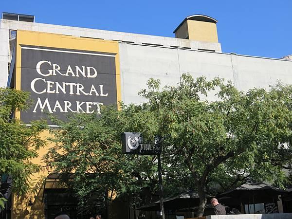成寒-中央大市場 Grand Central Market
