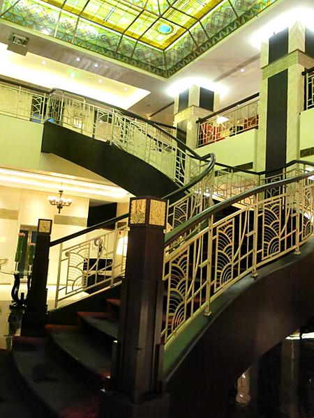 圖片3-老上海風情的揚子酒店-成寒