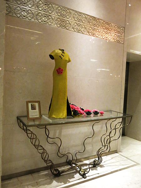 圖片10-老上海風情的揚子酒店-成寒
