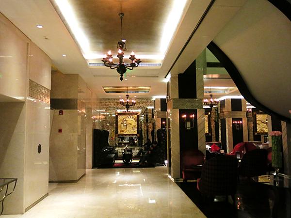 圖片8-老上海風情的揚子酒店-成寒