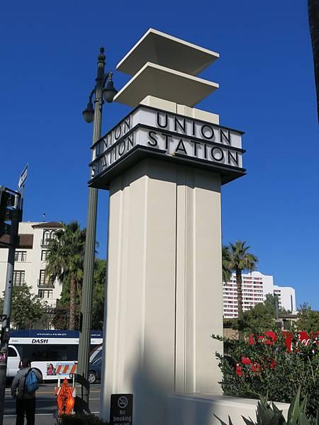 02-成寒-聯合車站 Union Station, LA-02