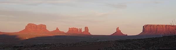 成寒-Monument Valley