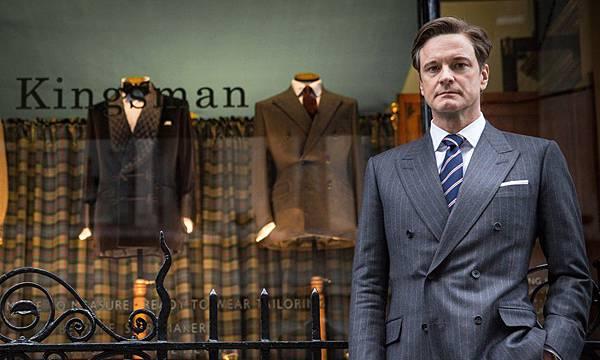 成寒:不花錢的倫敦-Savile Row