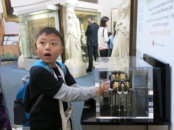 成寒-英格蘭銀行博物館 Bank of England Museum-不花錢的倫敦