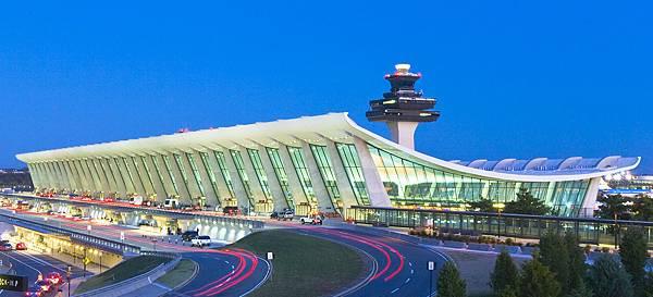 杜勒斯機場