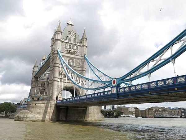 成寒-不花錢的倫敦-倫敦塔橋 Tower Bridge