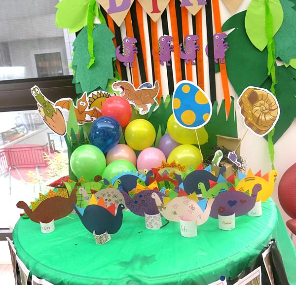 24-成寒-英語主題派對-恐龍派對