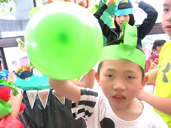 10-成寒-英語主題派對-恐龍派對